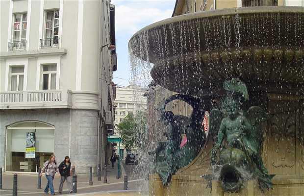 Lavalette Fountain