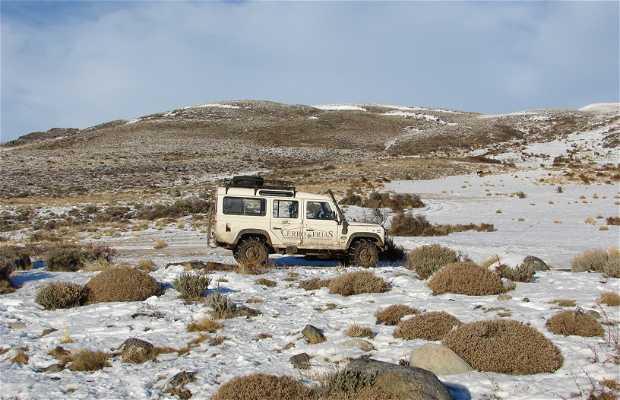 4x4 Cerro Frías