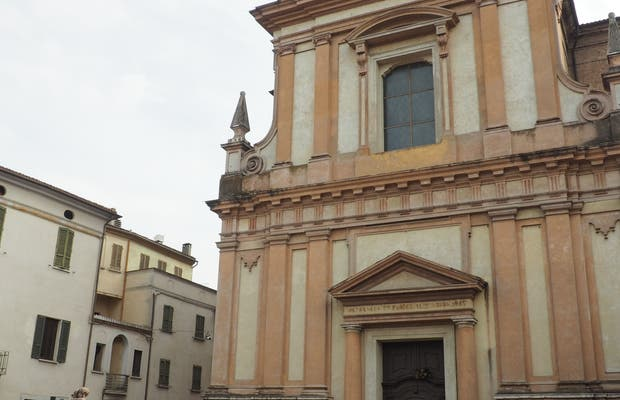 Piazza Giuseppe Bazzani