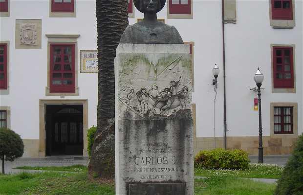 Estatua de Carlos I