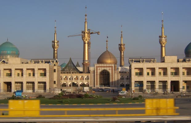 Iman Khomeini's Mausoleum