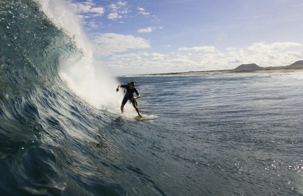 Surf en Majanicho