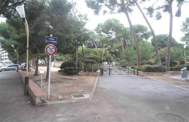 Jardin de la Pinède
