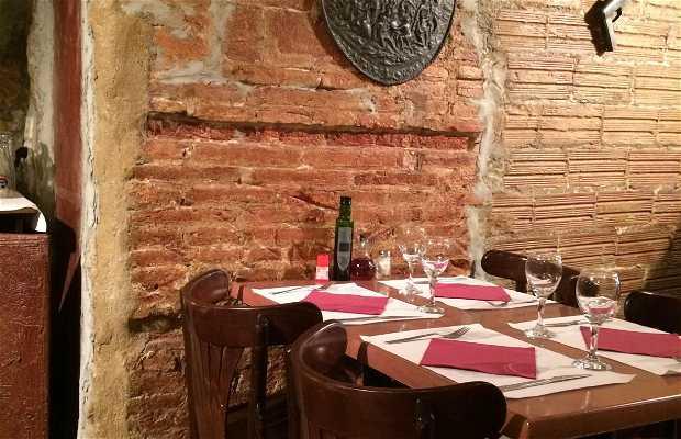 Restaurante El Caliu de l´Eixample