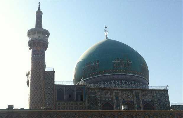Imán Reza Holy Shrine