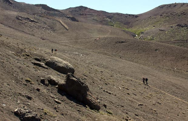 Trekking por La Parva