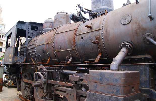 Futuro Museo de la Locomotora de La Habana