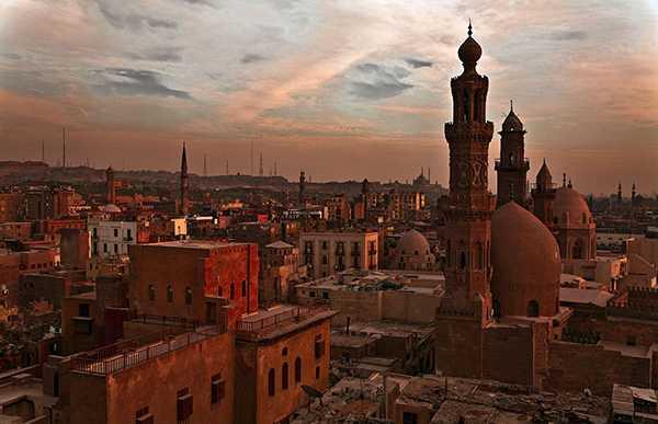 Old Islamic Cairo