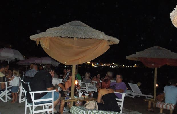 Kahlua Beach Bar