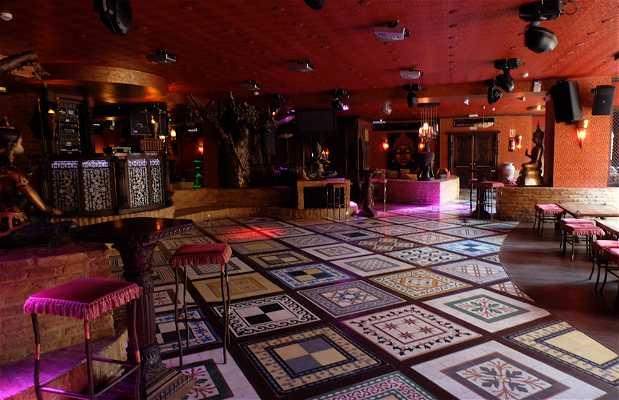 Disco-Lounge Siddharta