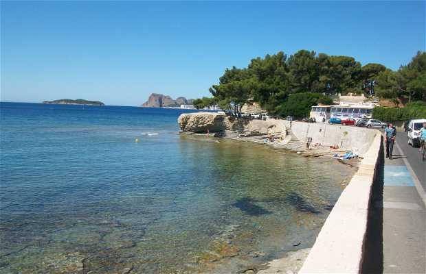 Playa Arène Cros