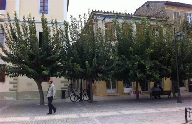 Plaza Dimarchio