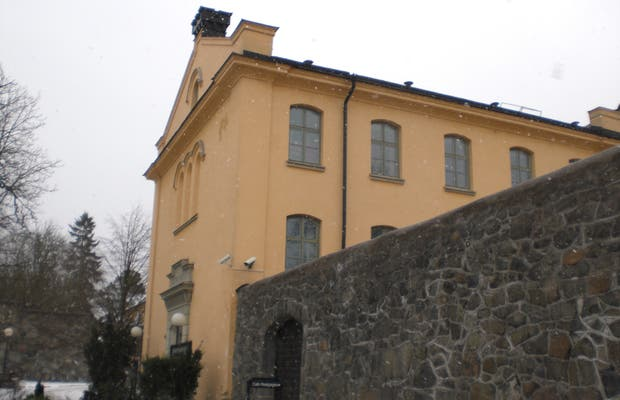 Cárcel de Långholmen