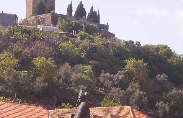 Estatua de D. Miguel de Portugal