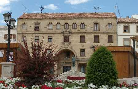 Plaza de Andalucía a Úbeda