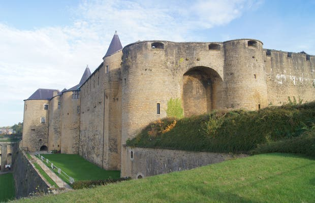 Le Château Fort De Sedan à Sedan: 3 Expériences Et 32 Photos