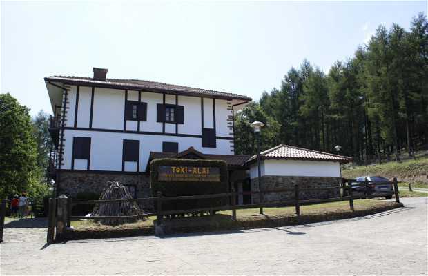 Interpretation Centre Urkiola