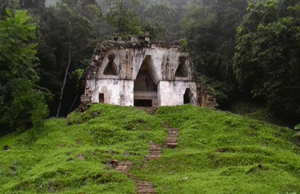 Lacandona Jungle