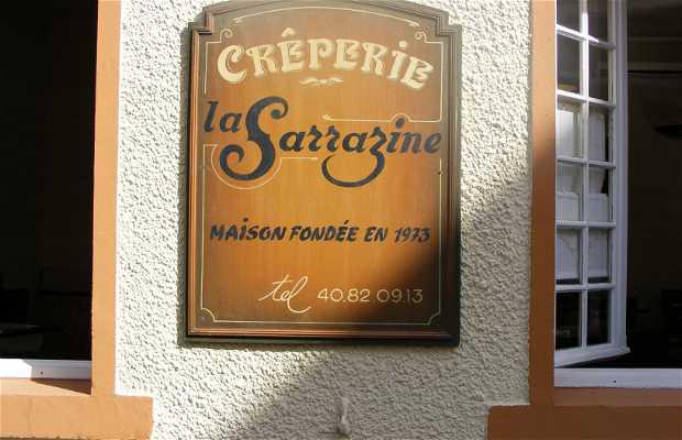 La Sarrazine