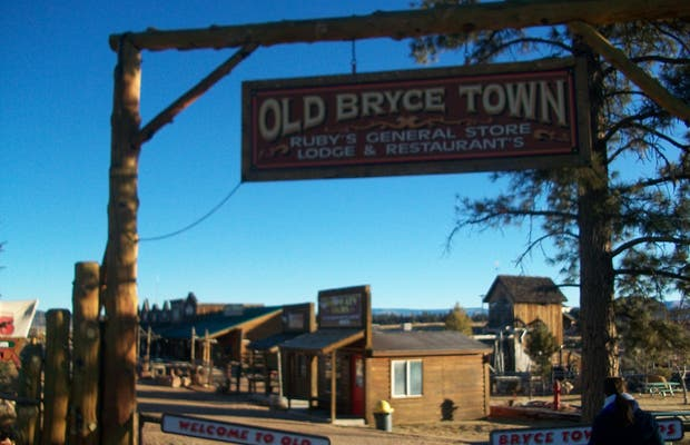 Bryce Old town
