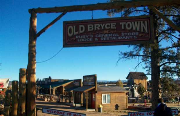 Casco antiguo de Bryce