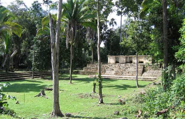 Ruinas de Aguateca