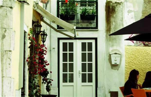 The Barrio de Graça Neighborhood