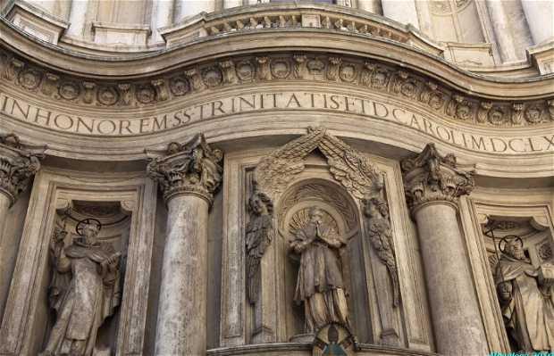 San Carlo de las Cuatro Fuentes