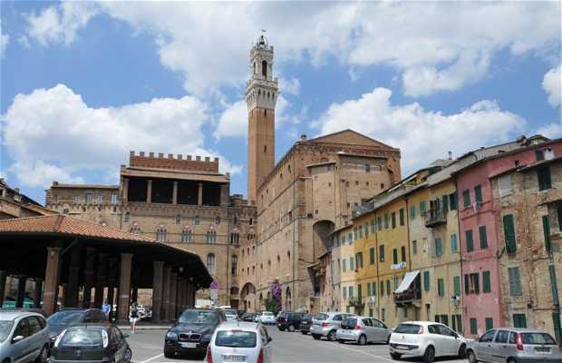 Place del Mercato