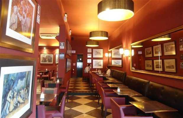 restaurante Chef's café