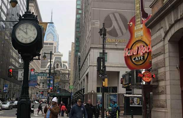 Hard Rock Cafe - Filadelfia
