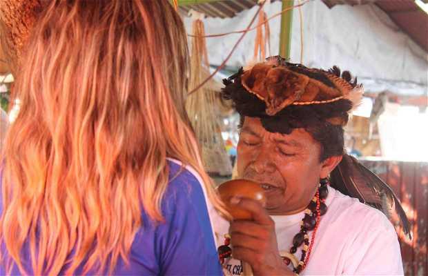 Plaza Indígena de Puerto Ayacucho