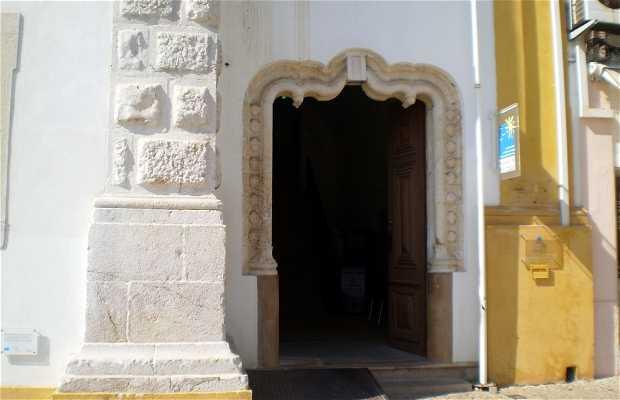 Edifício da Freguesia de Portimão