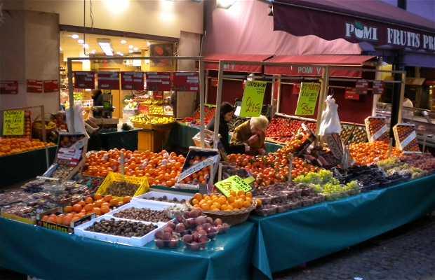 El mercado Mouffetard