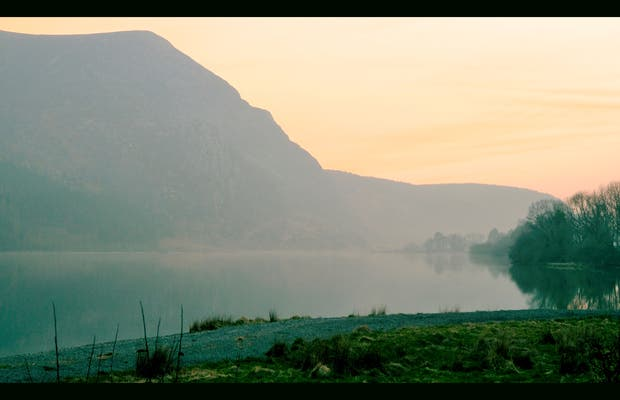 Llyn Dinas Lakes