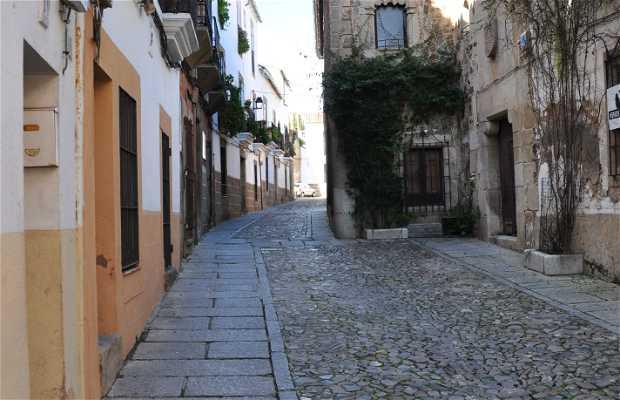 Calle Puerta de Mérida