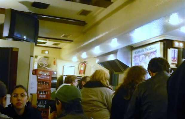 Cafetería Zocodover