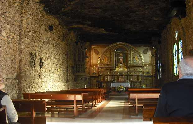 Camerin sala de ofrendas y santuario Virgen de la Esperanza