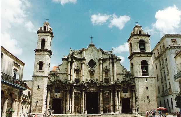 Catedral de La Habana - Catedral de la Virgen María de la Concepción Inmaculada de La Habana