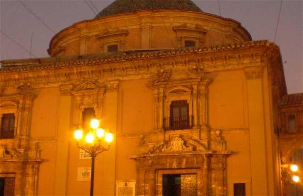 Basílica de los desemparados