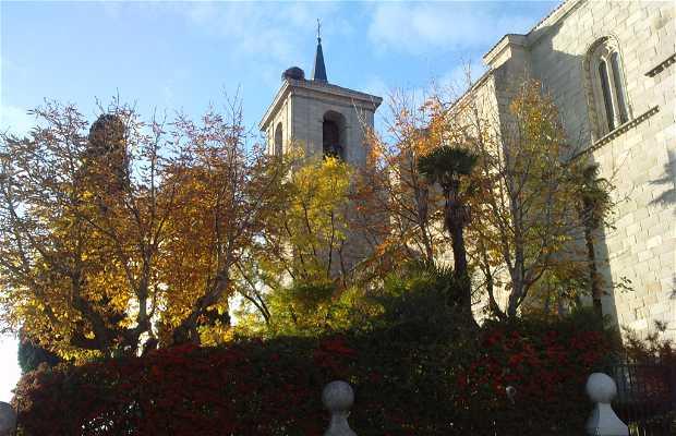 Jardin de la Paroisse de Notre Dame de l'Assomption