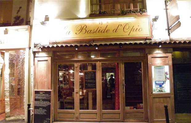 La Bastide d´Opio