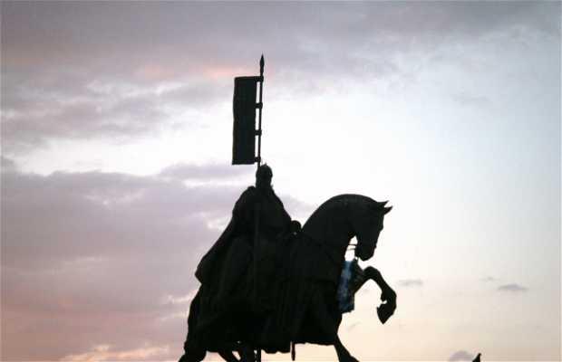 Monumento al Caballero Templario