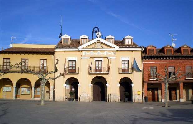Ayuntamiento y Casa Cultural de Simancas