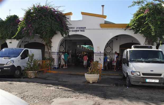 Municipal market of Supplies in Chipiona