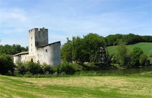Castillo de Gombervaux