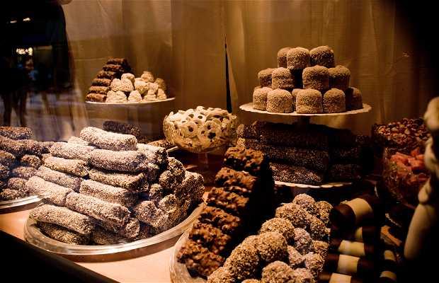 Los dulces de Stockholm