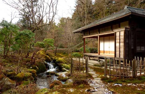 Villa imperiale Tamozawa