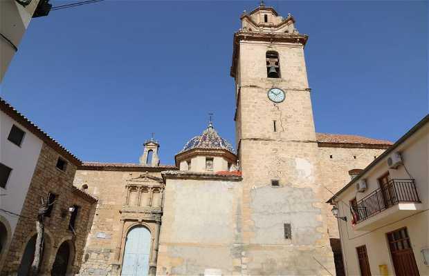 Iglesia Parroquial del Salvador