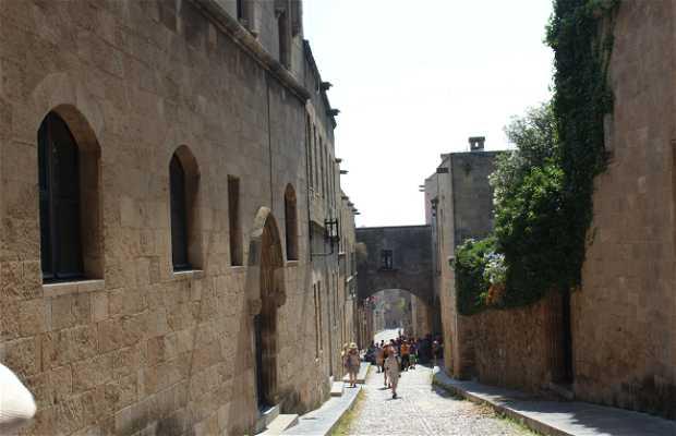 Rua dos Cavaleiros